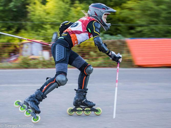 Защитные шорты Бионт Экстрим для катания на роликах