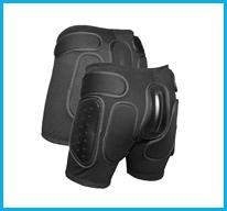 Защитные шорты для катания на роликах и сноуборде Бионт